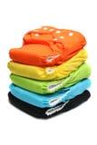 Couches-culottes de tissu photo libre de droits