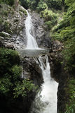 2 couches de cascades de Nunobiki à Kobe, Photo libre de droits