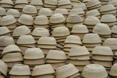 Couches de poterie Photographie stock