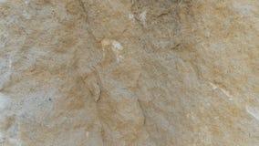 Couches de roche de dolomite de Diplopora Stylo pour l'échelle Photographie stock libre de droits