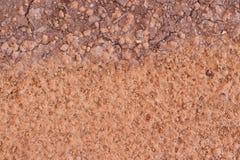 Couches de texture de la terre Image stock