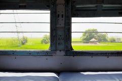 Couchette indienne de dormeur Photographie stock libre de droits