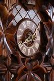 coucou d'horloge Photo stock