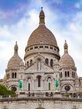 couer法国巴黎sacre 图库摄影
