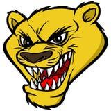 Cougar Mascot Royalty Free Stock Images