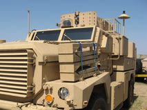 Cougar Mrap 4x4 #2 Stock Photography