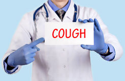 Cough Stock Photos