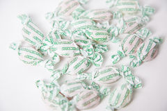 Cough Drops Royalty Free Stock Photos