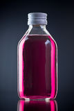 Cough Medicine Stock Image