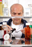 Cough Syrup stock images