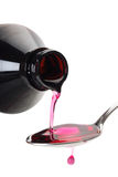 Cough Syrup Royalty Free Stock Image