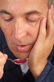 Cough Syrup stock photography