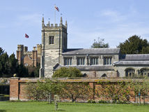 Coughton Court Church Stock Photography