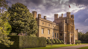 Coughton Court Stock Photos