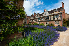 Coughton court Stock Image
