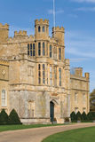 Coughton court warwickshire. The stately home of coughton court warwickshire Stock Images