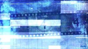 Film Leader stock video  Video of edges, dirty, leader