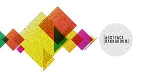 Couleur abstraite de gradation de texture de fond Arc-en-ciel pour la conception Photographie stock libre de droits