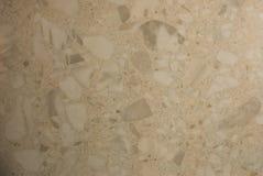 Couleur beige de fond abstrait de texture avec de belles taches et tache floue Image libre de droits