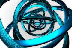 Couleur claire d'abstraction d'art Image stock