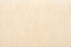 Couleur crème de beige de texture Photographie stock