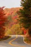 Couleur d'automne Images stock