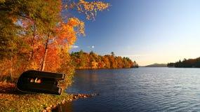 Couleur d'automne en Nouvelle Angleterre Photos stock