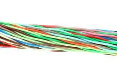 couleur de câble Photos libres de droits