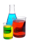 couleur de chimie Photo libre de droits