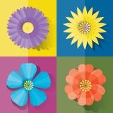 Couleur de fleur photographie stock