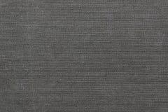 Couleur de gris de texture de tissu Photo stock