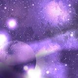 Couleur de l'année 2018 Palette de tendance de couleur Fond ultra-violet de couleur d'échantillon Photographie stock