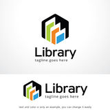 Couleur hexagonale abstraite Logo Template Design Vector, emblème, concept de construction, symbole créatif, icône Photographie stock libre de droits