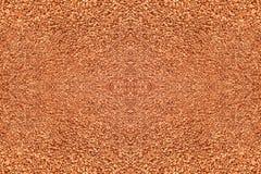 Couleur jaune-orange de petites pierres Photo stock
