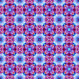Couleur violette et bleue rouge Image libre de droits