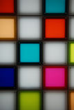 Couleurs Photographie stock