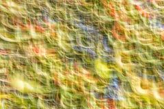 Couleurs abstraites Image libre de droits