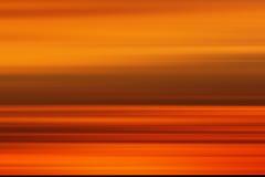 Couleurs abstraites de coucher du soleil Photographie stock libre de droits