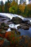 Couleurs d'automne, automnes de babeurre, NY Images stock