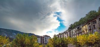 Couleurs d'automne de l'Espagne Photographie stock libre de droits