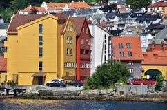 Couleurs de Bergen Photo stock