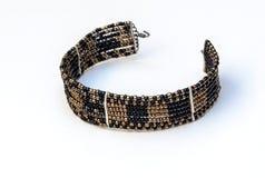 Couleurs de bracelet de masai Image libre de droits