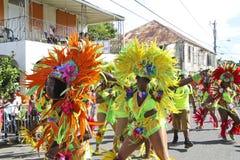 Couleurs de carnaval Photographie stock libre de droits
