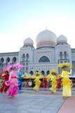 Couleurs de Fest de flore de visite Malaisie 2007 d'harmonie Image stock