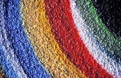 Couleurs de graffiti photographie stock libre de droits