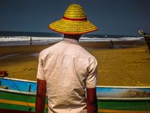 Couleurs de l'Inde Photo stock