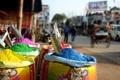 Couleurs de l'Inde Photographie stock libre de droits