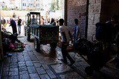 Couleurs de l'Israël Image libre de droits