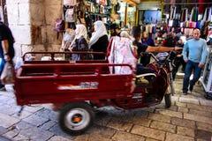 Couleurs de l'Israël Photographie stock libre de droits
