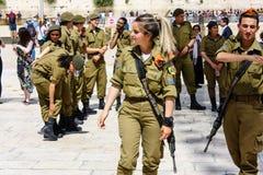 Couleurs de l'Israël image stock
